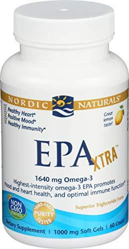 Nordic Naturals EPA Xtra 60 Cápsulas Blandas Blandas 120 g