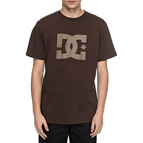 DC Comics - DC shoesstar - Camiseta Print - Coffee Bean