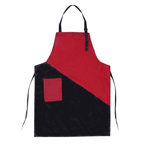 Seawang Salon Kappers Beroep Schort Suit-jurk voor Schoonheidswerk Type 2