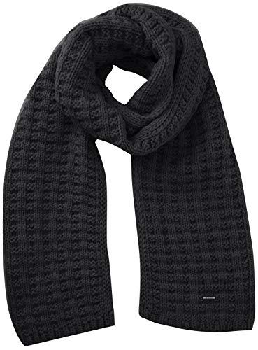 Barts Damen Filippa Scarf Schal, Grau (Dark Heather 0019), One size (Herstellergröße: UNI)