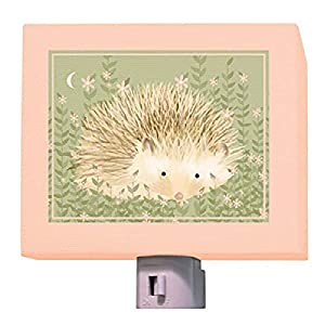 Oopsy Daisy Holly The Hedgehog Night Light, 5″ x 4″