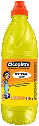 Cléopâtre - PGBB1-8 - Peinture Gouache Néfertari Baby - Jeune primaire - Flacon 1 L