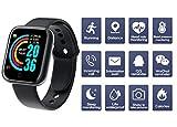 Zoom IMG-1 smartwatch orologio fitness donna uomo
