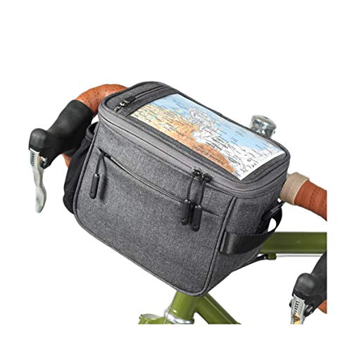 Learn More About URN Bicycle Triangle Bag Bike Rack Bags Cycling Backpack Front Beam Equipment Bicyc...