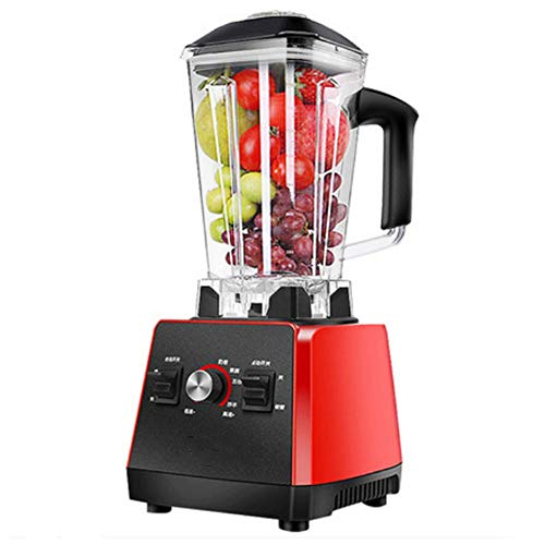 N / A Multifunctional blender smoothie machine, food grade stainless steel 8 blades, dense, ball bearings, can quickly break ice, non-slip handles can adjust toughness