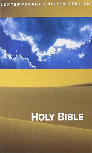 Compare Textbook Prices for Holy Bible: Contemporary English Version  ISBN 9781585165308 by American Bible Society