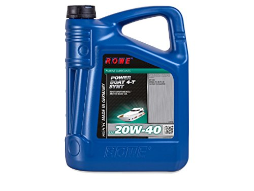 5 Liter ROWE HIGHTEC POWER BOAT 4-T SAE 20W-40 SYNT