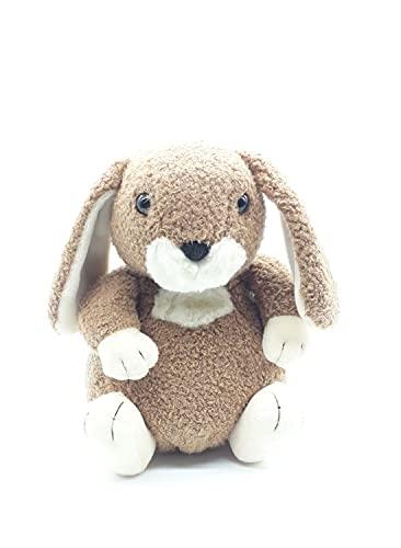 NICI 21008 - Peluche a forma di coniglio, 20 cm, colore: Marrone