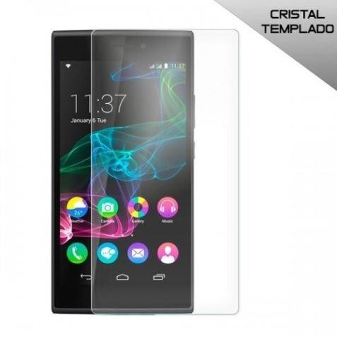 TUMOVIL_3.0® Protector Pantalla Cristal Templado Vidrio Premium para Wiko Ridge 4G