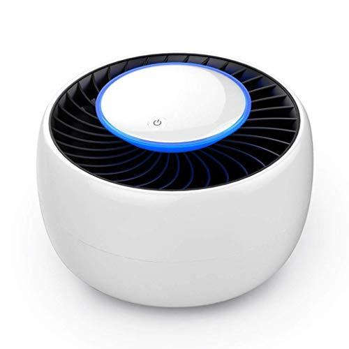 Jieer Lámpara para Matar Mosquitos, luz Portátil para Matar Mosquitos, Mudo Doméstico Inhalado para Uso en Interiores de Cocinas Domésticas