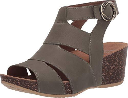 Dansko Women's Sera Sage Sandals 8.5-9 M US