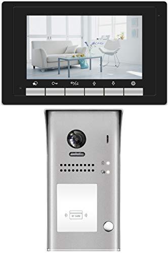 Einfamilienhaus Video Türsprechanlage, 7