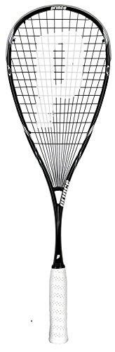 Prince TEAM negro ORIGINAL 800 squashbag raquetas de squash