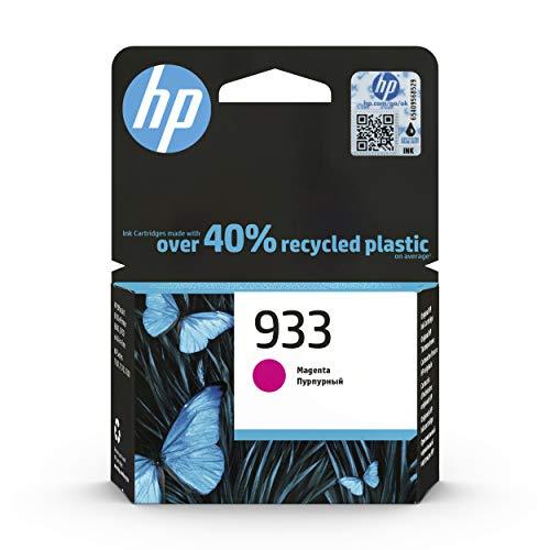 HP CN059AE 933 Cartucho de tinta original, magenta, paquete único