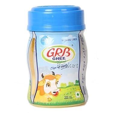 GRB Ghee (Purified Butter) Pet Jar - 200ml