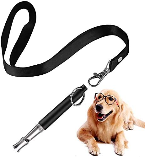 Zeyaa Don't miss the campaign Ultrasonic Dog New color Whistle to Frequen Stop Adjustable Barking