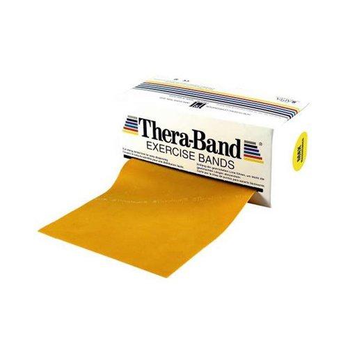 Thera-Band Übungsband,gold(max. stark/gold),5.50 m