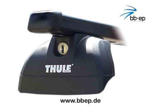 mächtig Stahldachträger Thule 90433664 Inklusive Komplettsystem.  Hyundai Grand Santa Fe Vorhängeschloss…