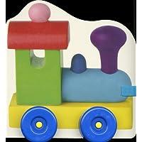 Mon petit train (Imagier à roulettes)