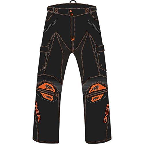 O\'NEAL Trail MX DH MTB Pant Hose lang schwarz/orange 2020 Oneal: Größe: 36 (52)