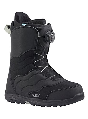 Burton Mint Boa–Botas para snowboard, Negro, 35 EU