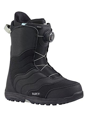 Burton Dames Snowboard schoen Mint Boa Black Black 8+