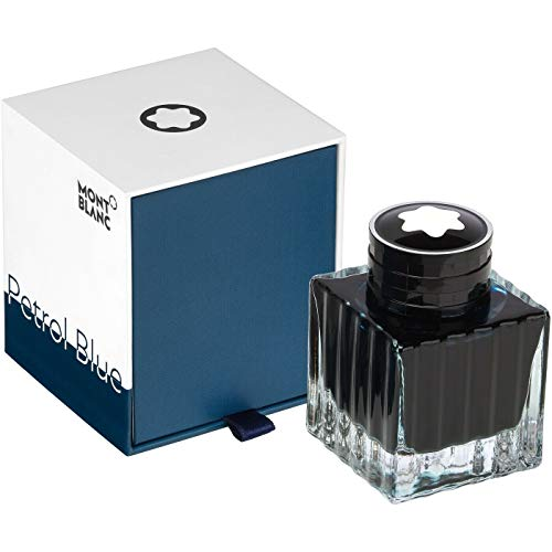 Montblanc Tintenfass Colour of the Year Petrol Blue 50ml