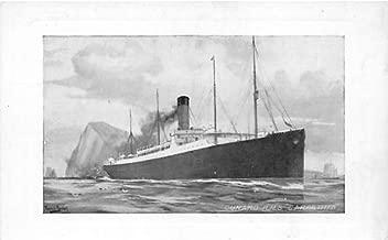 carpathia postcard