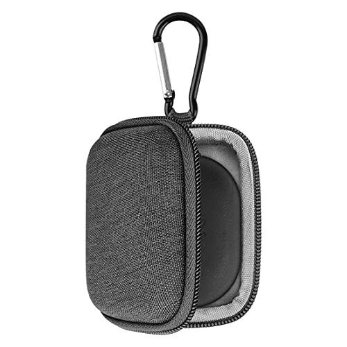 Geekria Tasche Kopfhörer für E8 3rd Generation True Wireless in-Ear Bluetooth Earphones, E8 2.0 / E8 1.0 Wireless Earbuds, Hard Tragetasche, Schutztasche für Headset Hülle