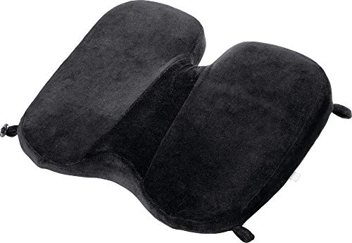 Go Travel Memory Seat Soft Cushion Supplied In Assorted Colours One Size
