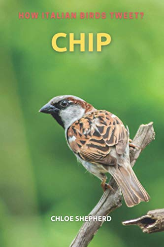How Italian Birds Tweet? CHIP: Animal Notebook, Birds Notebook, Creativity notebook Journal, Diary (110 pages, dots graph) (How Your Birds Tweet?)