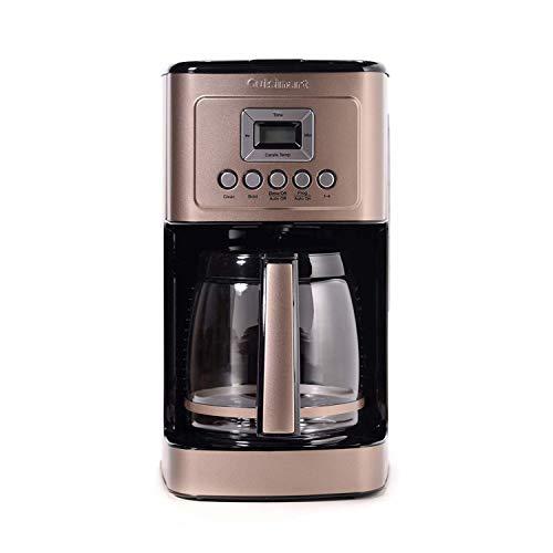 Cuisinart DCC-3200 14 Cup Programmable Coffeemaker, Umber