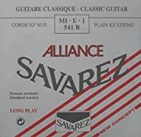 SAVAREZ サバレス クラシックギター弦 ノーマルテンション1弦 541R (1st)