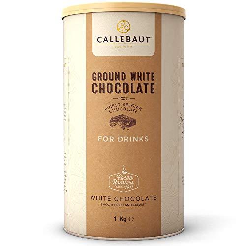 Callebaut Ground White Chocolate For Drinks – 1x1kg