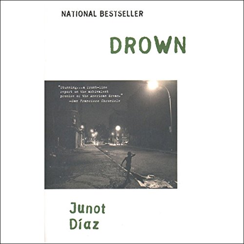 Drown audiobook cover art