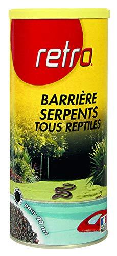 Retro Barriere Serpents-Tous...
