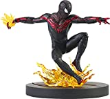 DIAMOND SELECT TOYS Marvel Gallery: Miles Morales (Playstation 5 Version) PVC Statue
