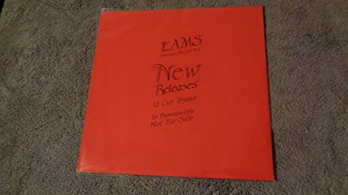 Various – EAMS New Releases Vinyl, LP, Compilation, Promo