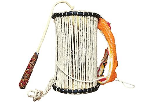 Authentische Nigerianische Sprechtrommel GanGan (Medium Standard)