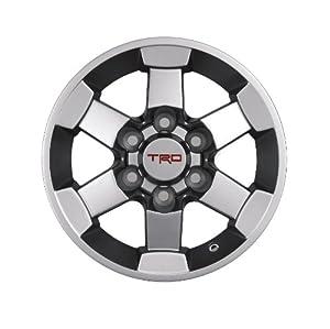 Genuine TRD 16 Inch Alloy Wheels