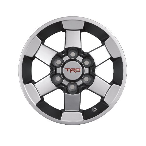 Genuine TRD 16 Inch Alloy Wheel for Toyota Tacoma and FJ Cruiser-New, OEM