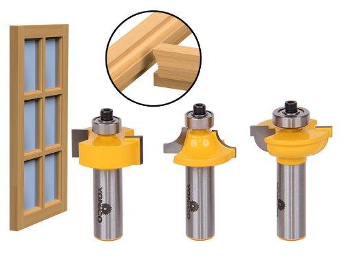 glass door router bit set - 2