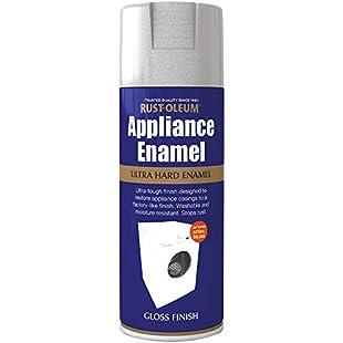 400ml Appliance Enamel St Steel:Bemdesaude