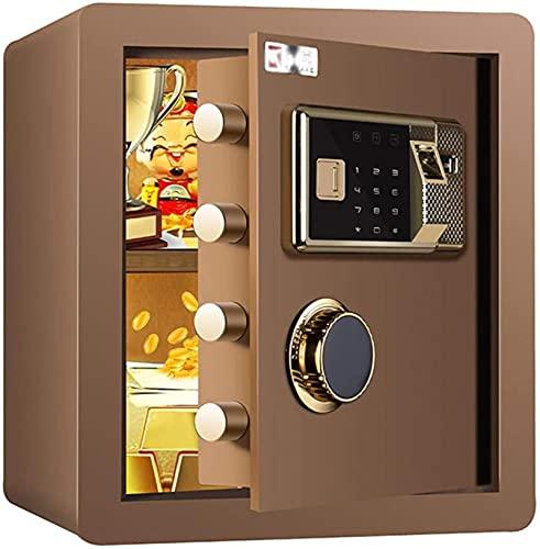 CXSMKP Caja Fuerte -Caja Segura para la Pantalla LED a Prueba de Fuego, para la joyería de la Oficina de la Oficina.