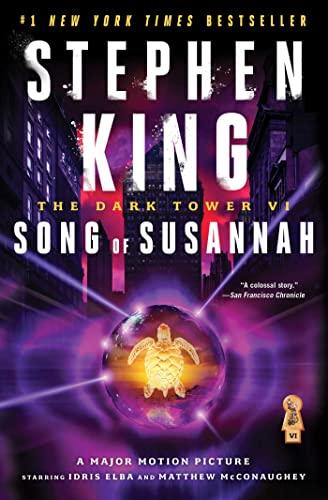 The Dark Tower VI: Song of Susannah…