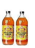 Braggs Organic Apple Cider Vinegar, 946ml x 2 (Double Pack)