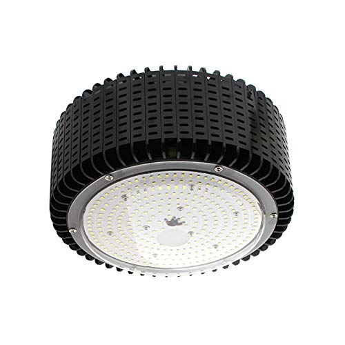 Campana LED industrial 250W, Chipled OSRAM, IC Driverless, Blanco neutro