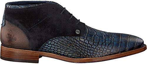 Rehab Business Schuhe Salvador Blau Herren - 42 EU