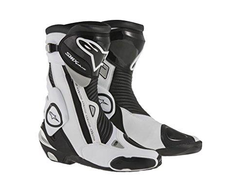 Alpinestars Stiefel SMX Plus, schwarz-weiß, 43