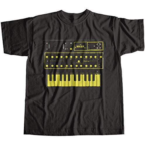 EDP Wasp Inspired Synthesiser T-Shirt